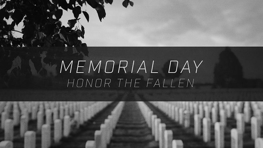 Memorial Day Mini-Movie