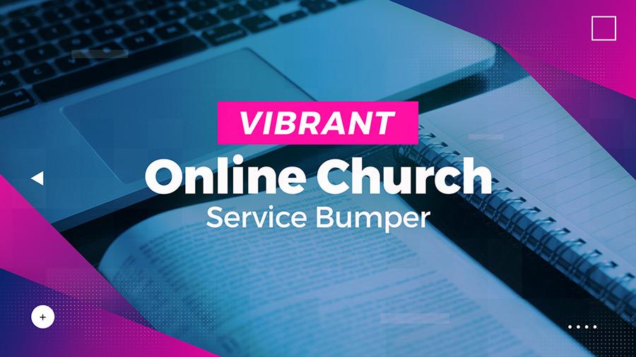 Online Church Service Bumper