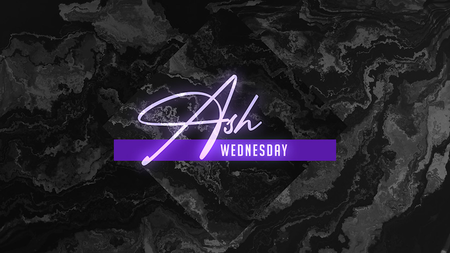 Sand Flow Ash Wednesday