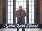 Spoken Word Of Thanks