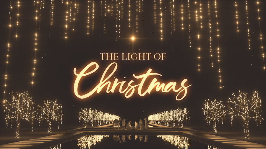 The Light Of Christmas